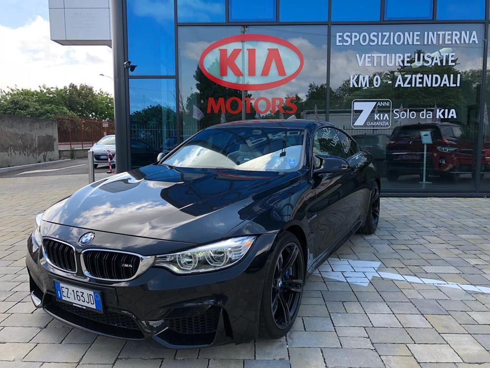 Bmw M4 M4 Coupe' Benzina