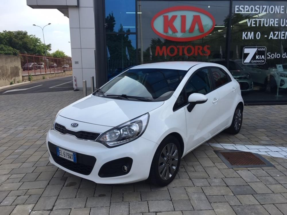Kia Rio Ex Plus Berlina Benzina