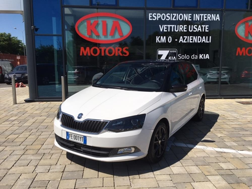 Skoda Fabia Twin Color Berlina Diesel
