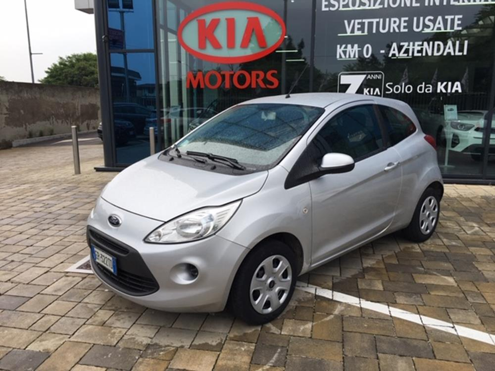 Ford Ka Plus Berlina Benzina