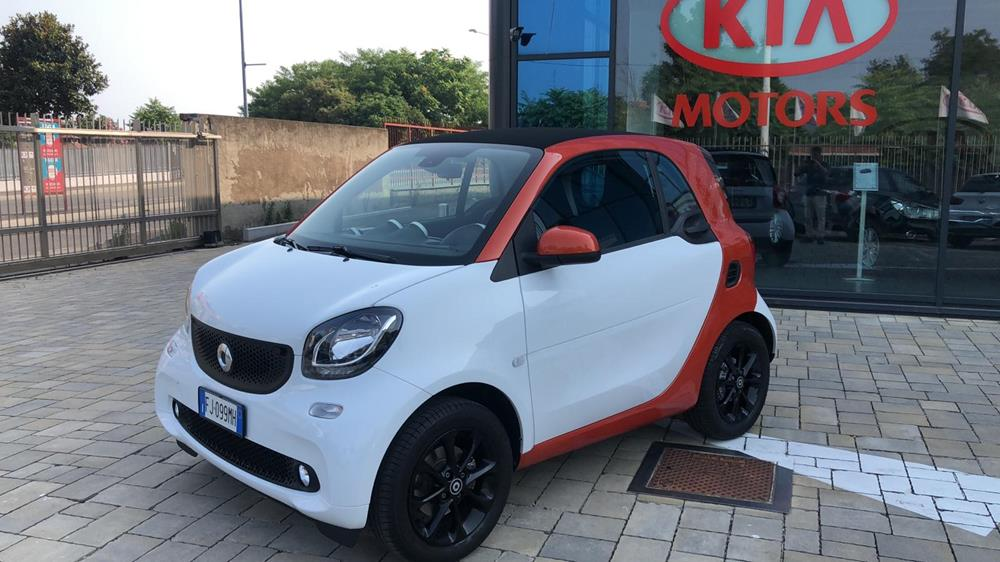 Smart ForTwo Youngster Berlina Benzina