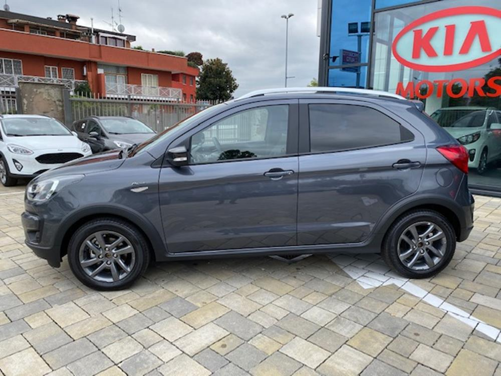 Ford Ka Active Berlina Benzina