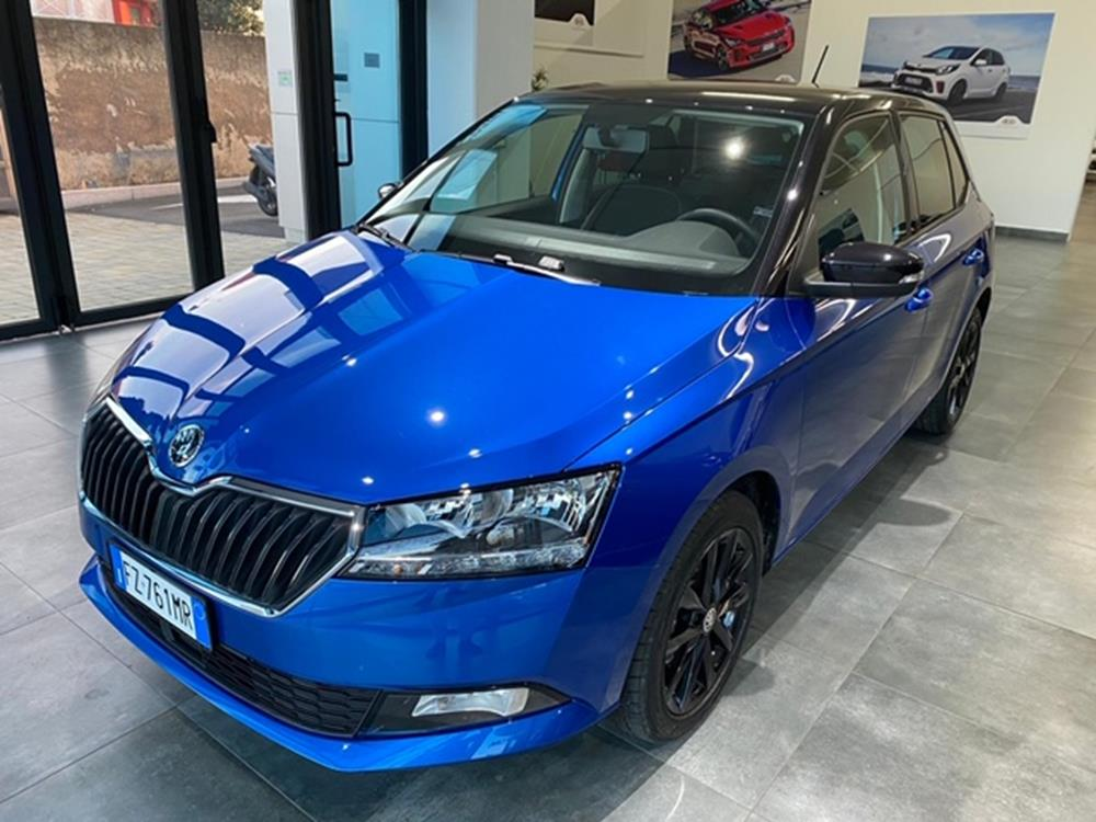 Skoda Fabia Twin Color Berlina Benzina